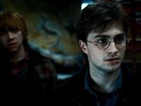 عکس های جدید از یادگاران مرگ: هری و هرمیون