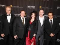 جشنواره بفتا۲۰۱۱ در لوس آنجلس و عوامل هری پاتر