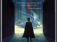 پشت جلد جدید کتاب هری پاتر و جام آتش توسط اسکولاستیک